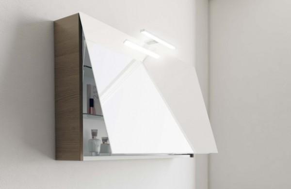 spiegelschr nke wandspiegel leuchten badezimmer bad direkt. Black Bedroom Furniture Sets. Home Design Ideas