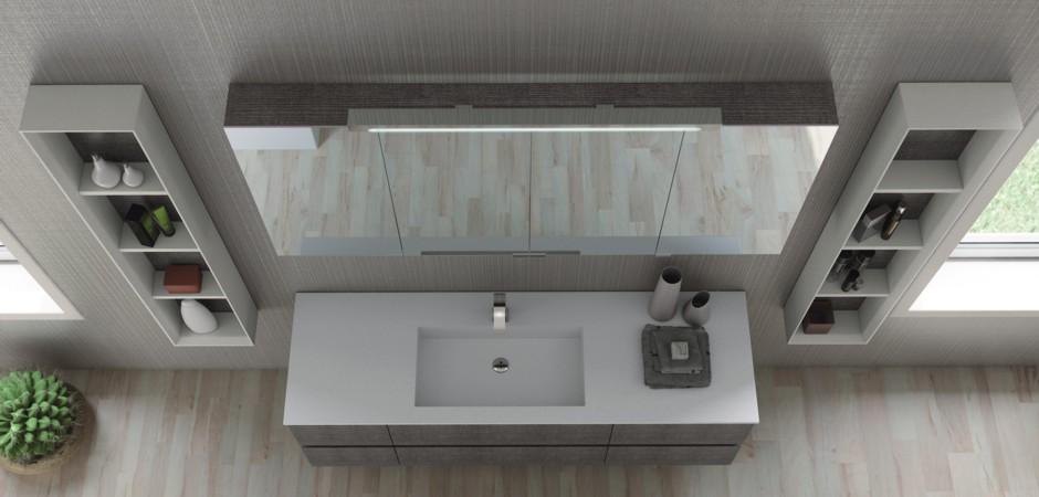 Spiegelschränke, Wandspiegel, Leuchten Badezimmer | Bad Direkt