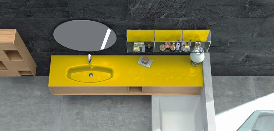 Glaswaschtisch Glaswaschbecken Auch Auf Maß Bad Direkt