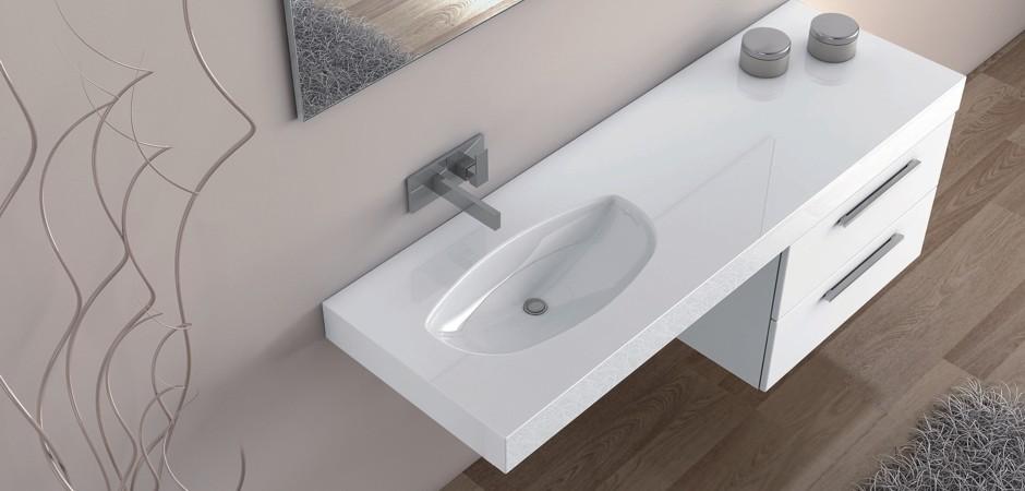 Doppelwaschtisch keramik mit unterschrank  Doppelwaschbecken | Doppelwaschtische | Bad-Direkt