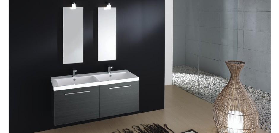 Top Graue Badmöbel und Waschtische auch auf Maß | Bad-Direkt DO47
