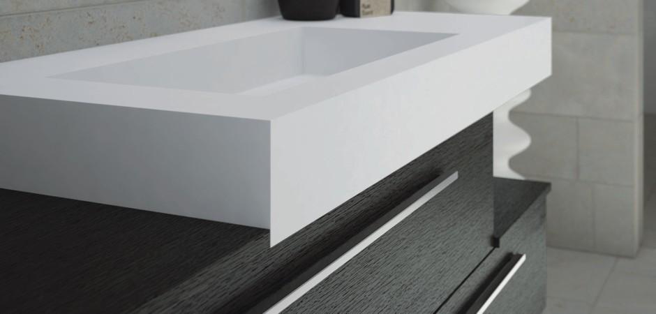 Badmöbel-Kombination OLA L-509
