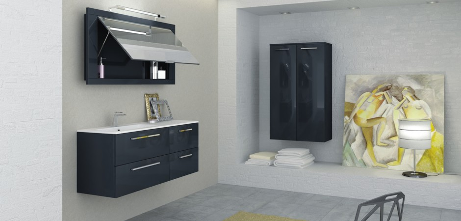 kleine badm bel f r enge und schmale badezimmer bad direkt. Black Bedroom Furniture Sets. Home Design Ideas