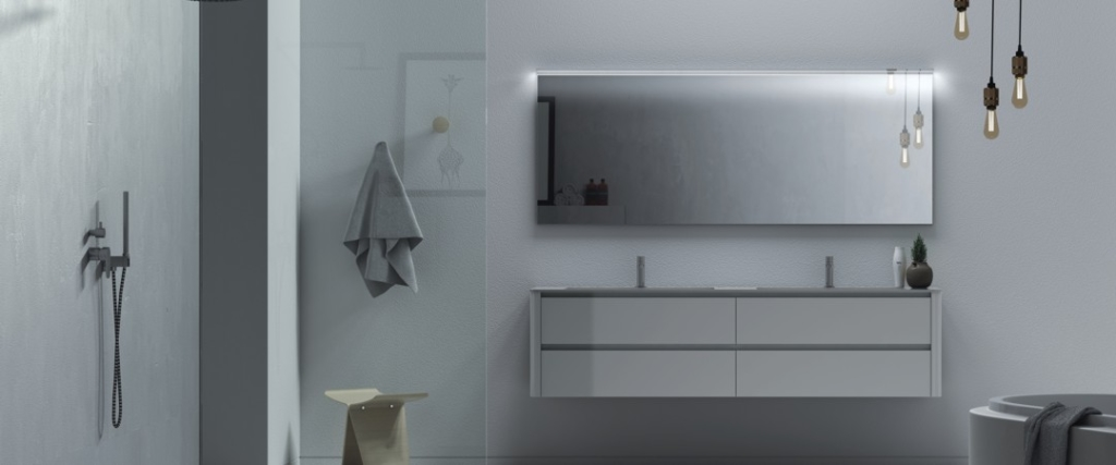 Doppelwaschbecken  Doppelwaschbecken | Doppelwaschtische | Bad-Direkt