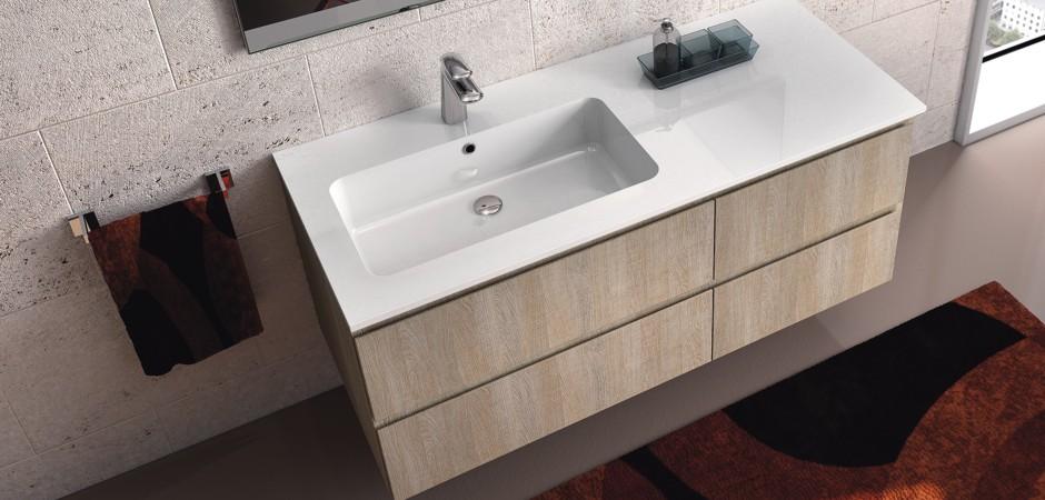 Waschbecken mit Unterschrank - auch auf Maß | Bad-Direkt