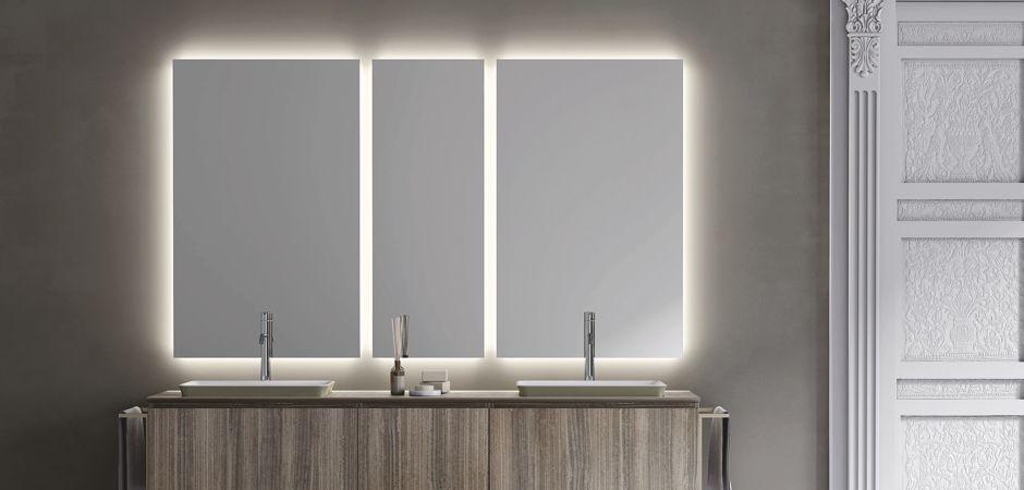 Badezimmerspiegel bei Bad-Direkt