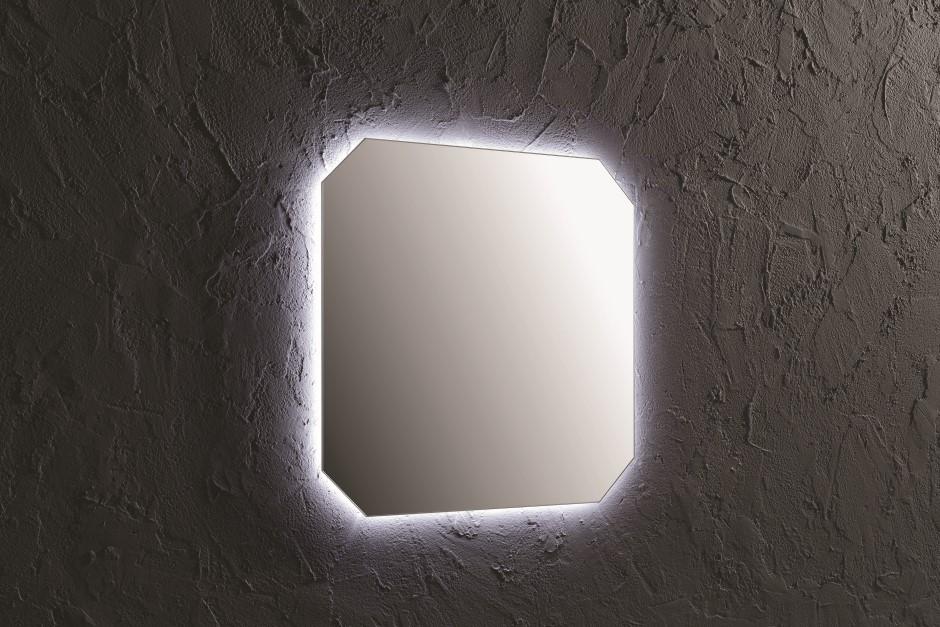 Badezimmerspiegel OTTAGONO SMALL